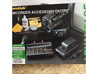 CAM-LINK CAMCORDER ACCESSORY KIT