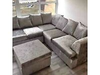 BRAND NEW LIVERPOOL CORNER SOFAS OR 3+2 SOFA SET AVAILABLE IN MORE VARIETIES