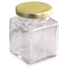 glass JARS ideal for jams, storage, party, samples ect. 250g Dolls Point Rockdale Area Preview