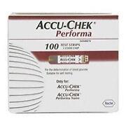 Accu-chek Test-strips