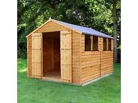 HIGH QUALITY SHEDS, LOW PRICES ANY SIZE