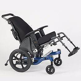 Fuze T50 tilt-in-space Wheelchair Holder Weston Creek Preview
