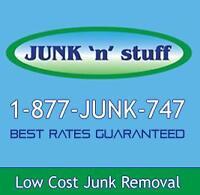Peterborough JUNK removal. #705-243-4639