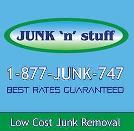 Peterborough JUNK removal. #705-243-4639