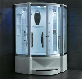 SPA / STEAM SHOWER UNIT / BATHTUB with WATERFALL FEATURE (New)