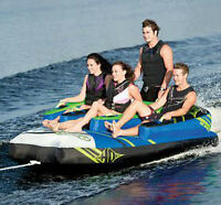 Trippe  HO Sports Atomic Boat Towable 4 PersonTube