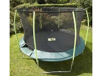 TP Zoomee Surroundsafe 9ft Trampoline (currently dismantled post house move)