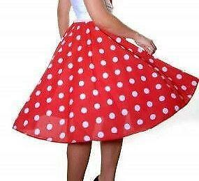 Polka Dot Skirt | eBay