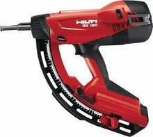 NAIL GUN - HILTI GX 120 GAS ACTUATED FASTENING TOOL Mount Lawley Stirling Area Preview
