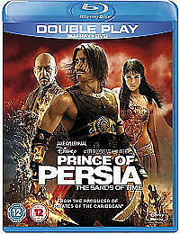 Prince Of Persia  The Sands Of Time Bluray and DVD Combo 2010 2Disc Set - Nottingham, United Kingdom - Prince Of Persia  The Sands Of Time Bluray and DVD Combo 2010 2Disc Set - Nottingham, United Kingdom
