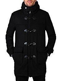 large duffel coat
