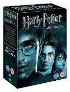 Harry Potter 1-8 DVD