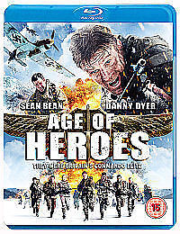 Age Of Heroes Blu-ray Sean Bean Danny Dyer Heros New Sealed Original Uk Release