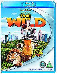 The Wild (Blu-ray, 2007)