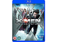 X-Men - The Last Stand [Blu-ray] VGC