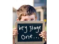 Key Stage One FREE Open Morning