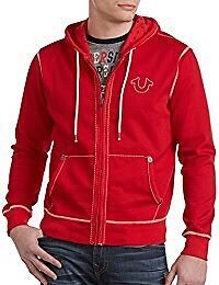 Wanted true religion red sweater