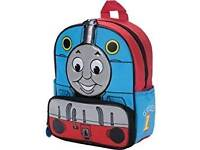 Kids Thomas and Friends blue rucksack