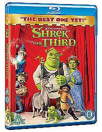 Shrek The Third (Blu-ray, 2011)