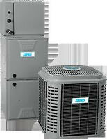 Spring Special Blow Out! $3800 for Furnace & AC with $500 Rebate