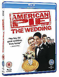 American Pie - The Wedding (Blu-ray) NEW AND SEALED