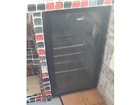 Great small sized commercial fridge just like new.