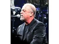 *TWO TICKETS TO BILLY JOEL CONCERT, MANCHESTER 16TH JUNE 2018