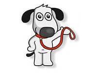 Dog Walking Services in Dumfries. Pet sitting also for dogs, cats, horses, small animals.