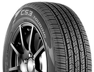 4 new 215 60r16 inch cooper cs3 touring tires 2156016 215. Black Bedroom Furniture Sets. Home Design Ideas