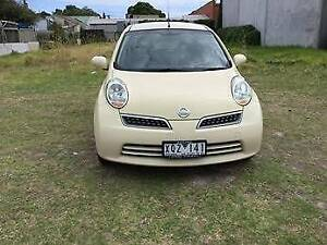 2010 Nissan Micra All Others Automatic Hatchback Dandenong Greater Dandenong Preview