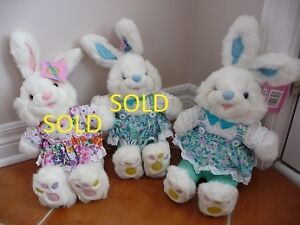 Brand New Plush Easter Bunnies - 4 Styles Available London Ontario image 3