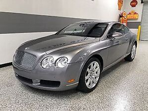 Bentley Continental GT one owner