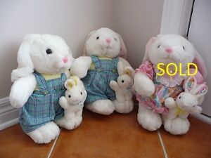 Brand New Plush Easter Bunnies - 4 Styles Available London Ontario image 5