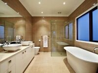 Experienced bathroom fitter, tiler and plumbing maintenance