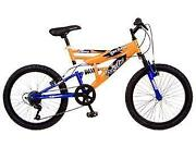 Boys 20 inch Mountain Bike