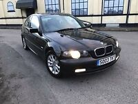 BMW 316ti SE compact 2003 - Spares or Repairs
