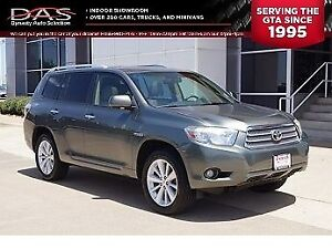 2010 Toyota Highlander Hybrid LIMITED NAVIGATION/REAR CAMERA/7 P