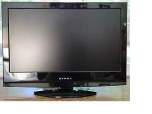 "Dynex 19"" widescreen 16:9 720p HDMI TV / monitor."