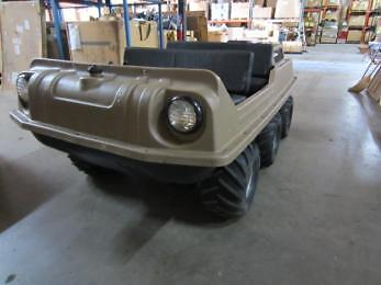 Max 4 1995 Argo 6x6 Amphibious Atv Low Hrs Rare 20