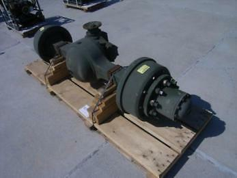 Military Truck Parts Rebuilt 5 Ton Rear Axle Hydraulic Brakes 2520-01-093-5841 ()