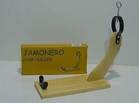 Genuine Spanish Jamonero / Ham holder (Iberico/Serrano/etc) brand new in box