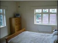 Double room fo rent for one person or couple good location all bills included.