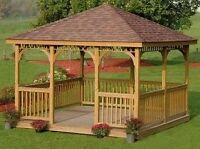 New addition to your backyard ?? We can help !