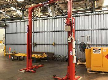 2 post hoist cars vehicles gumtree australia free local molnar 2 post clear floor hoist fandeluxe Choice Image