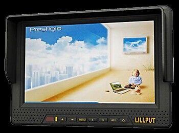 Lilliput Monitor (Lilliput 668GL-70NP/H/Y) 7 Inches