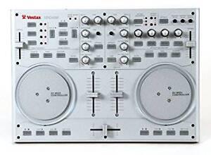 Vestax VCI-100 Tabletop DJ MIDI Controller Southbank Melbourne City Preview