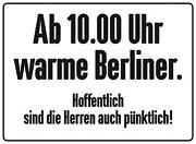 Berlin Schild