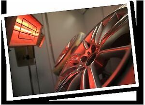 Alloy Wheel Refurbishment Smart Repair Paint Curing Lamp with stand