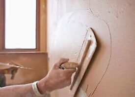 Plasterer -Walls and Ceilling plastering !