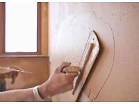 Plasterer -Walls and Ceilling plastering !